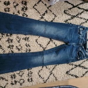 Miss Me jean with a bootcut & good condition